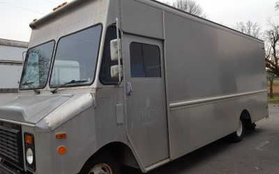 Reunion Food Truck (Before)
