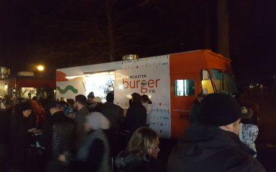 Lancaster Burger (At Event)